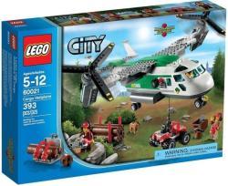 LEGO City Teherhelikopter 60021