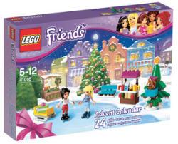 LEGO Friends - Adventi naptár 2013 (41016)