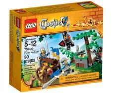 LEGO Castle Erdei rajtaütés 70400