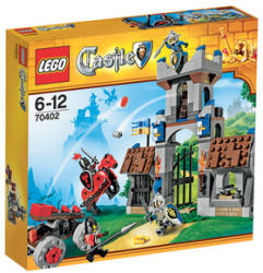 LEGO Castle - Támadás a kaputorony ellen (70402)