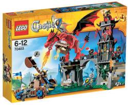 LEGO Castle Sárkányhegy 70403