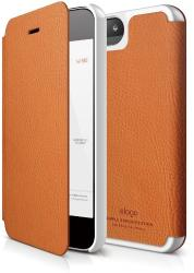 elago S5 Leather Flip Case iPhone 5