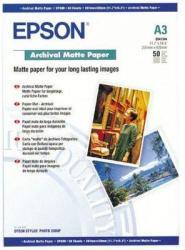 Epson Archival Matte Paper A3/50 C13S041344