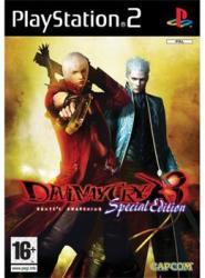 Capcom Devil May Cry 3 Dante's Awakening (PS2)