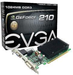 EVGA GeForce GT 210 1GB GDDR3 64bit PCIe (01G-P3-1313-KR)