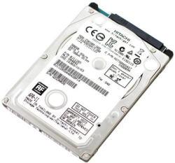 "Hitachi Travelstar Z5K500 2.5"" 500GB 5400rpm 8MB HTE545050A7E380 0J23355"