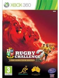 Alternative Software Rugby Challenge 2 The Lions Tour Edition (Xbox 360)