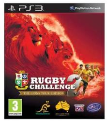 Alternative Software Rugby Challenge 2 The Lions Tour Edition (PS3)