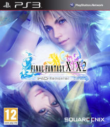 Square Enix Final Fantasy X/X-2 HD Remaster (PS3)