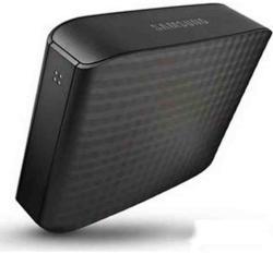 """Samsung D3 Station 3.5"""" 2TB USB 3.0 STSHX-D201TDB"""