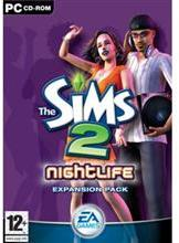 Electronic Arts The Sims 2 Nightlife (PC)