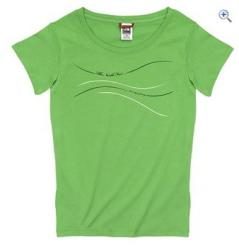 The North Face Logo Line Tee - mojito póló