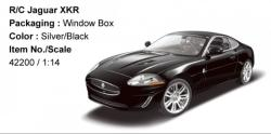 Rastar Jaguar XKR 1:14