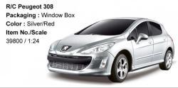 Rastar Peugeot 308 1:24