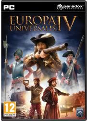 Paradox Europa Universalis IV (PC)