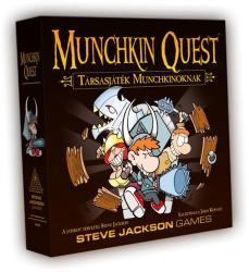 Delta Vision Munchkin Quest
