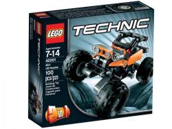 LEGO Technic - Mini terepjáró (42001)