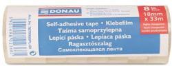 Donau Ragasztószalag 18mm x 33m - átlátszó (D78798)
