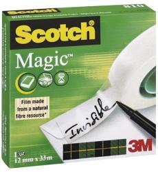 3M Ragasztószalag 19mm x 33m - Magic Tape 810 (LPM81019)