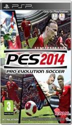 Konami PES 2014 Pro Evolution Soccer (PSP)