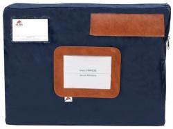 Alba Kék postázó tasak 42x5x32cm (CSACSOUK)