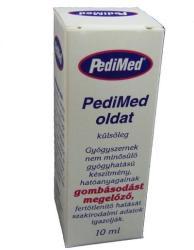 Pedimed Körömápoló Oldat 10ml