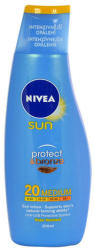 Nivea Sun Protect&Bronze naptej SPF 20 - 200ml