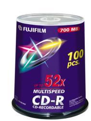 Fujifilm CD-R 700MB 52x - Henger 100db