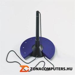 DIPLOMAT Ügyféltoll, fekete-kék - Kék (TD6359093)