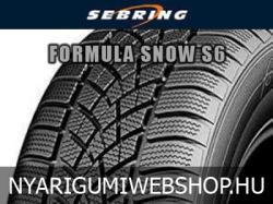 Sebring Formula Snow S6 185/60 R14 82T
