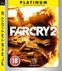 Ubisoft Far Cry 2 [Platinum] (PS3)