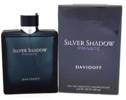 Davidoff Silver Shadow Private EDT 100ml Tester