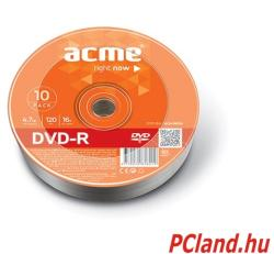 ACME DVD-R 4.7GB 16X - Henger 10db