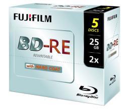 Fujifilm BD-RE 25GB 2x - 5db