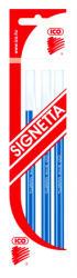 ICO Signetta golyóstoll készlet (3db) 0.7mm, kupakos - Kék