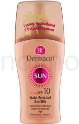 Dermacol Sun Water Resistant vízálló napozótej SPF 10 - 200ml