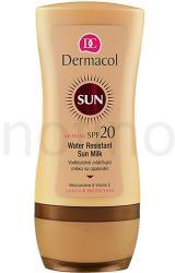 Dermacol Sun Water Resistant vízálló napozótej SPF 20 - 200ml