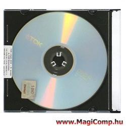 TDK DVD-R 4.7GB 16x - Vékony tok