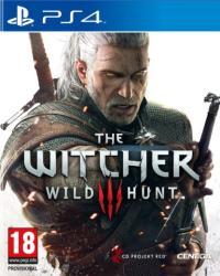 CD Projekt RED The Witcher III Wild Hunt (PS4)