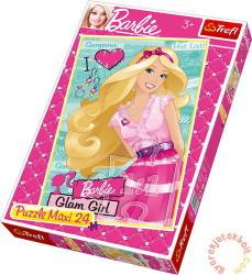 Trefl Barbie 24 db-os maxi (14183)