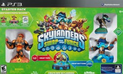 Activision Skylanders SWAP Force Starter Pack (PS3)
