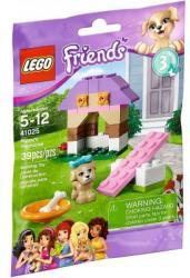 LEGO Friends - A kiskutya játékháza (41025)
