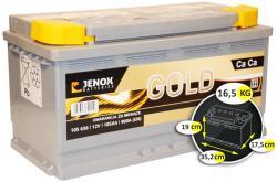 Jenox Gold 12V 105Ah 900A jobb+