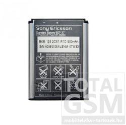 Sony Ericsson Li-Polymer 900 mAh BST-37