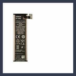 Nokia Li-Polymer 1500 mAh BP-5NW