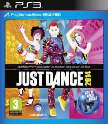 Ubisoft Just Dance 2014 (PS3)