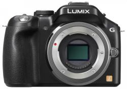 Panasonic Lumix DMC-G6 Body