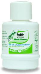Faith in Nature Aloe Vera & Green Tea (Roll-on Refill) 50ml