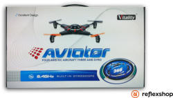 Vitality Aviator - quadrocopter