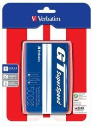 "Verbatim GT SuperSpeed 2.5"" 500GB 53085"